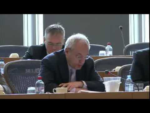 Jacques Barrot's Speech at EJC Symposium EP, Brussels