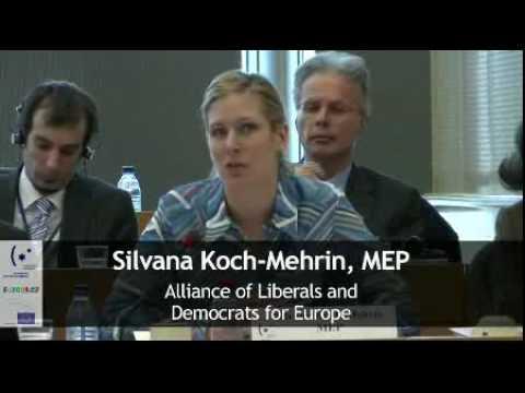 Silvana Koch Mehrin's Speech at EJC Symposium EP, Brussels