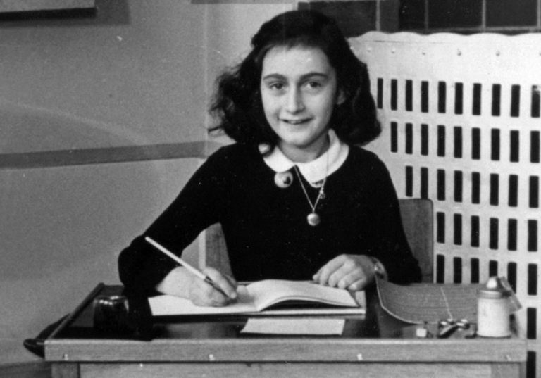 Anne Frank diary to be read at Italian football matches to condemn antisemitism