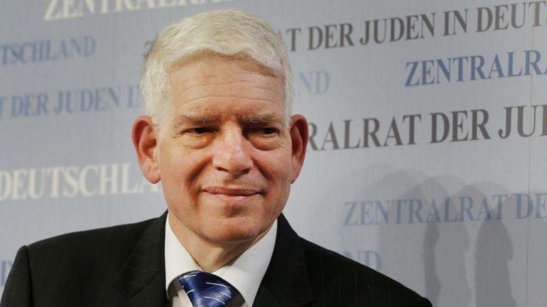 Jewish leader says antisemitism growing in Germany
