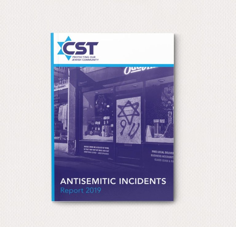 Antisemitic Incidents Report 2019