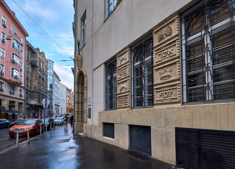 Budapest synagogues to close for two weeks as precautionary measure