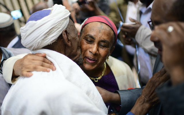 Beta Israel community in Ethiopia receives humanitarian aid from Israel