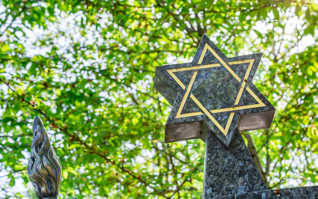 Dozens of headstones smashed at Jewish cemetery in Russia