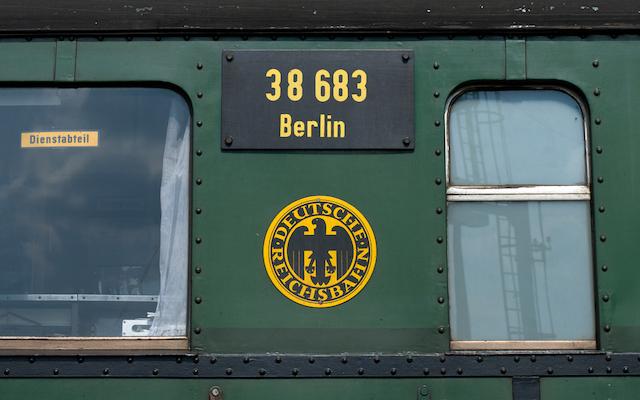 Holocaust survivor launches legal claim against German railway