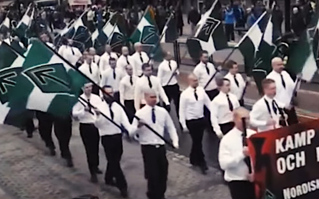 EJC calls on Scandinavian countries to follow Finland's example and ban the antisemitic Nordic Resistance Movement