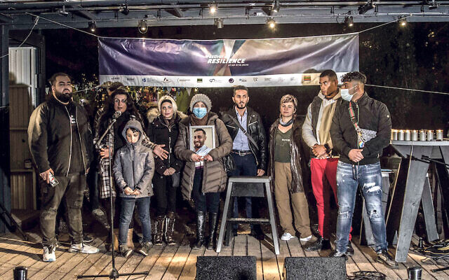Jewish Berliners celebrate resilience of community