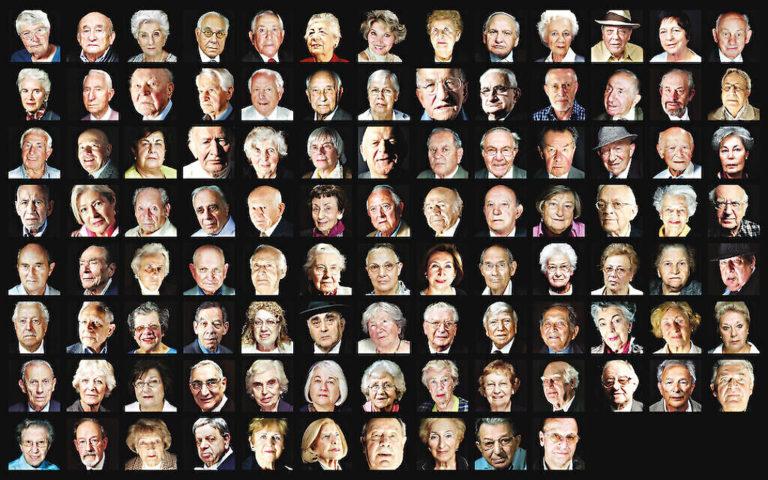 Portraits and testimonies of UK survivors of Nazi atrocities captured in new book