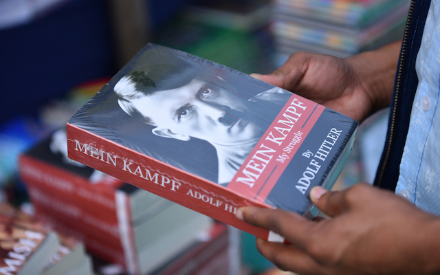 "Mein Kampf academic edition published in Poland as ""homage to victims"""