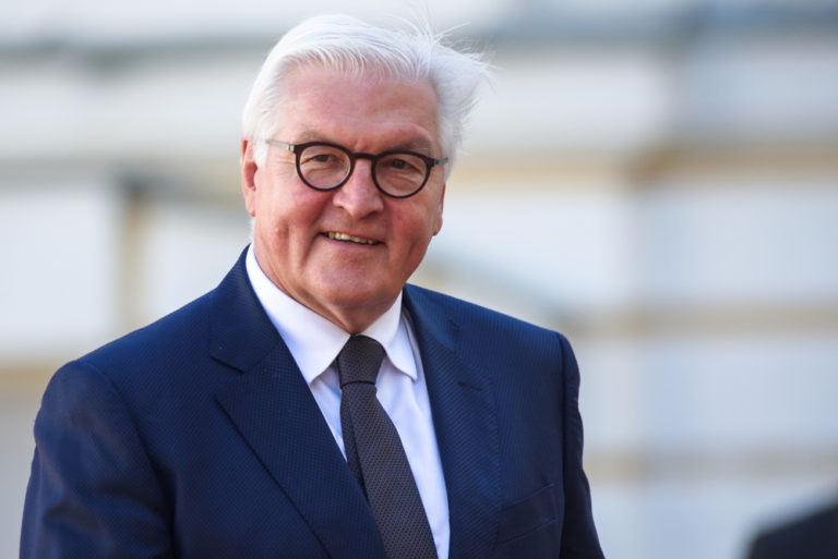 German president wants more Jewish Germans to get involved in politics