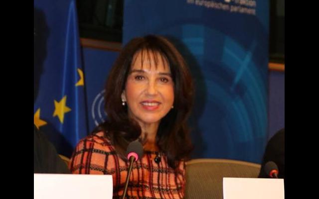 EJC Executive Vice-President and CEO Raya Kalenova addresses European Anti-Racism Summit