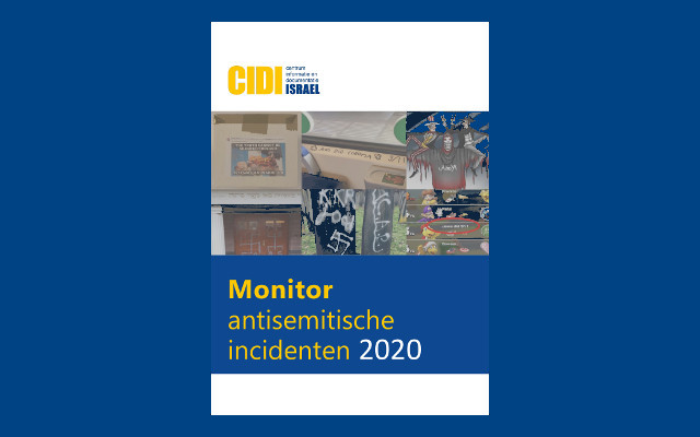Antisemitic incidents in the Netherlands drop by 25% in 2020 due to lockdowns