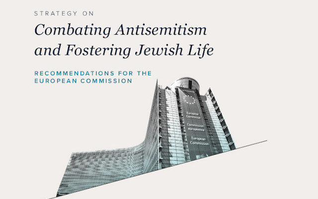 Major international Jewish organizations issue recommendations to combat antisemitism and to foster Jewish life in Europe