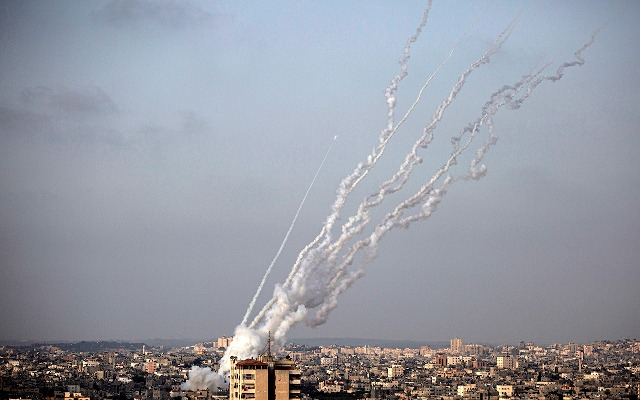 EJC expresses support for Israel as it is being attacked
