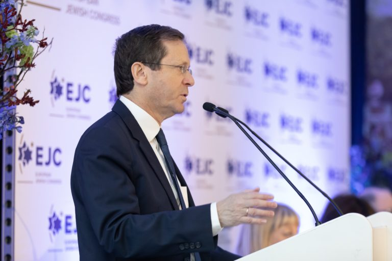 EJC congratulates incoming President of the State of Israel Isaac Herzog