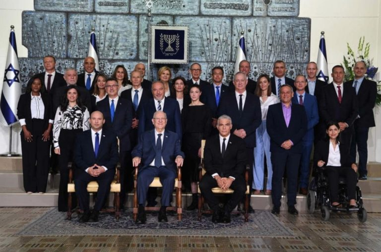 EJC sends its heartfelt congratulations on the formation of a new government in Israel
