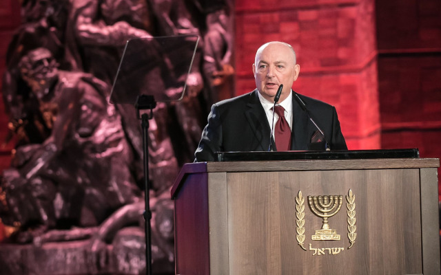 Attacks on Jews during recent conflict confirms necessity of IHRA definition, says Dr. Moshe Kantor