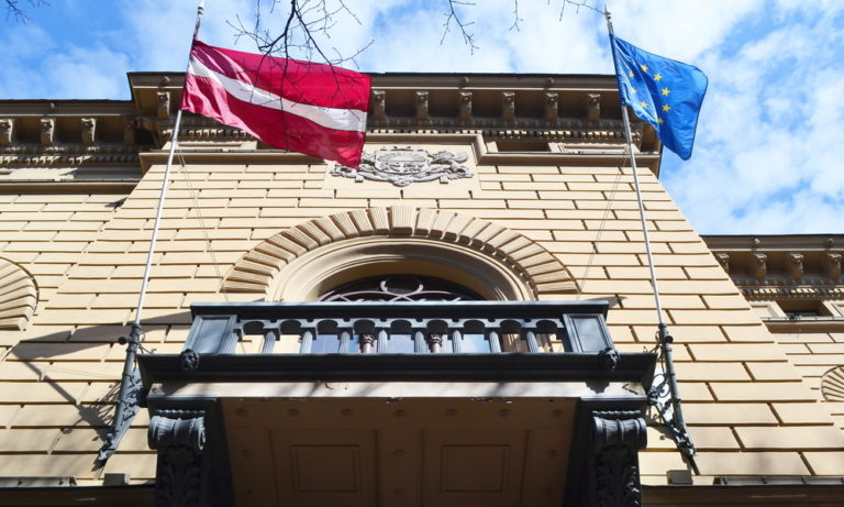 Latvian parliament supports compensation for Holocaust-era property in principle