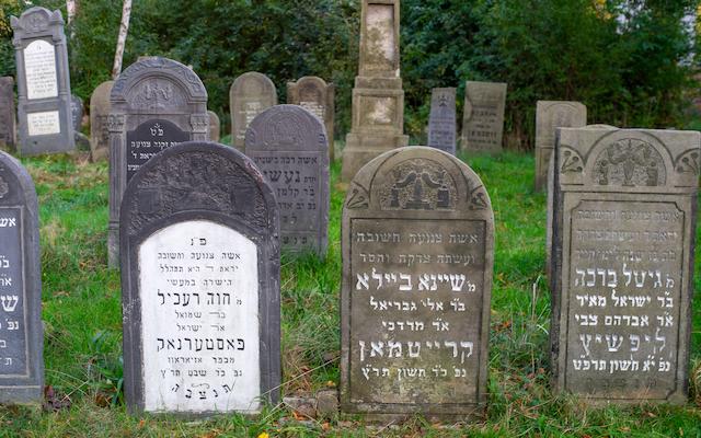Polish Jewish leaders bury remains found in former Warsaw Ghetto
