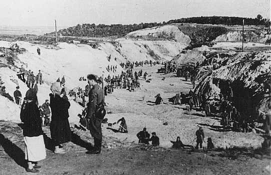 Commemorating the 80th Anniversary of the Babi Yar Massacres