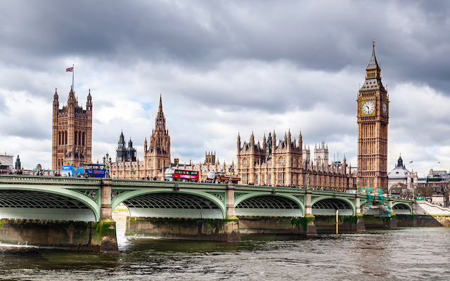 Kosher food available at British parliament for first time