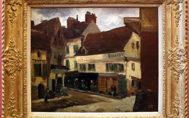 Berlin museum returns, then buys back Nazi-looted Pissarro from Jewish heirs